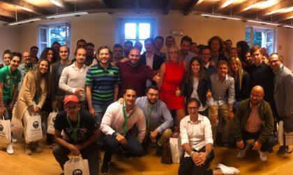 Lega Giovani: Riccardo Guzzetti nominato coordinatore provinciale FOTO