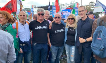 """Lega: """"Il nostro grido d'orgoglio Roma non lo dimenticherà"""""""