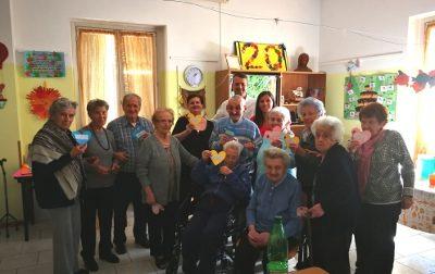 Festa dei nonni: gli auguri di sindaco e assessore di Ceriano Laghetto