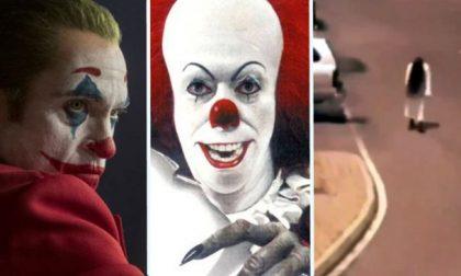 Sconosciuto travestito da It o Joker ha terrorizzato un ragazzino