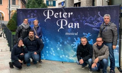 """Singwolf production"", nuovo premio. E ""Peter Pan"" torna al Galleria"