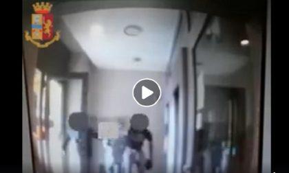 Tentano rapina ad una banca, i poliziotti si fingono clienti e li arrestano VIDEO