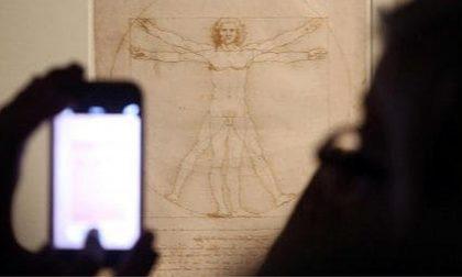 L'Uomo Vitruviano non andrà a Parigi, ma a Cremona arriverà quello di Torrone