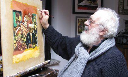 Legnano in lutto: è scomparso il noto pittore Andrea Vaccaro