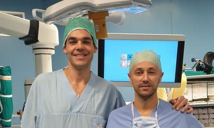 Rigenerazione ossea, l'equipe del Del Ponte ricostruisce l'ulna di una bambina