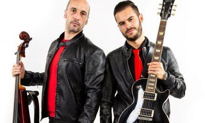 Cello vs Guitar, il travolgente show al Paccagnini