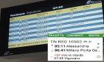 Milano-Mortara, mattina da incubo: ritardi sino a 107 minuti