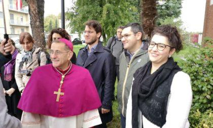 L'Arcivescovo Delpini in visita a Inveruno