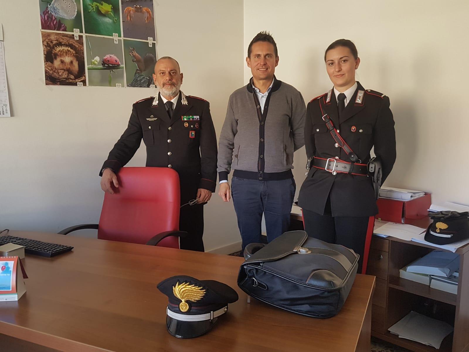 Carabinieri in Comune a Tradate, Venegono Inferiore e Lonate - Settegiorni