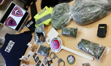 Marijuana in garage, arrestato 54enne di Castano - FOTO