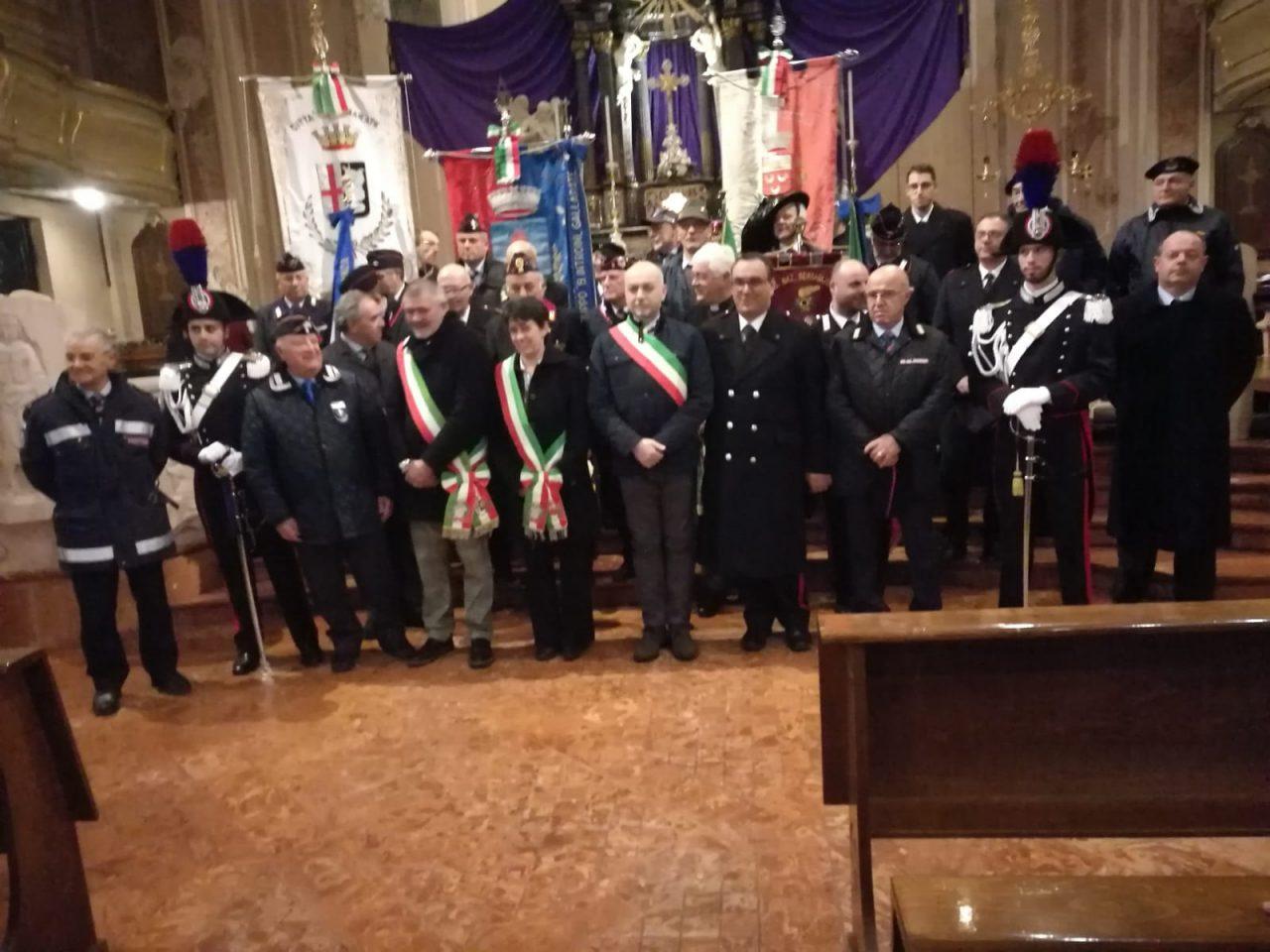 virgo fidelis carabinieri busto arsizio