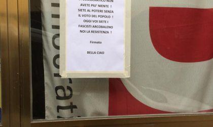 """Manifesto contro il Pd a firma """"Bella Ciao"""", è polemica"""