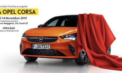 La Nuova Opel Corsa in anteprima da Rezzonico auto a Cerro Maggiore