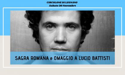 Sagra della cucina romana e omaggio a Lucio Battisti