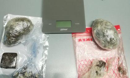 Nascondeva la droga nella lavastoviglie: arrestato