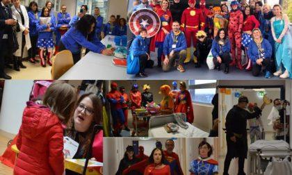 Sorrisi, abbracci e divertimento per veri super eroi… i bambini del Centro Maria Letizia Verga