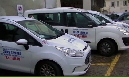 Croce Azzura multata: parcheggia negli stalli disabili