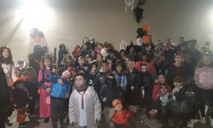 Festa di Halloween a Cerro Maggiore con la Pro Loco FOTO