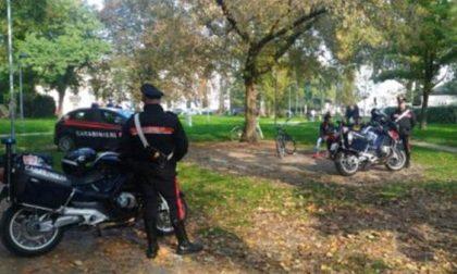 21enne tunisino spaccia in bici tra Busto e Castellanza: fermato