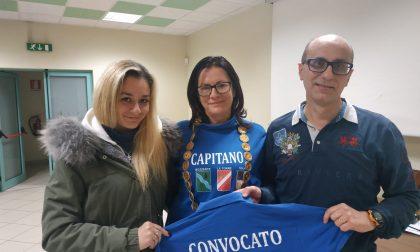 Mariella Ienna è il nuovo capitano del Mornera