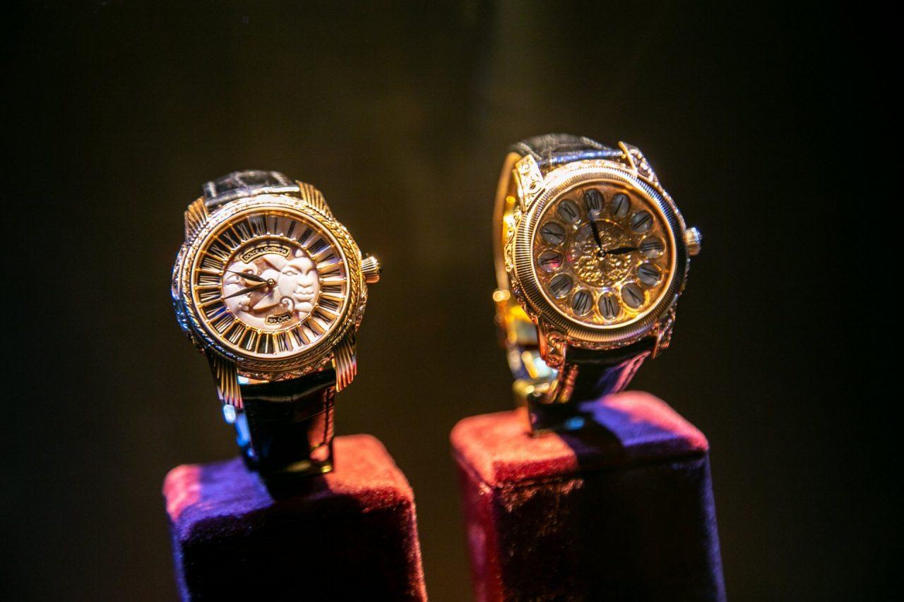 Creazioni Dolce&Gabbana in esposizione da Paternostro