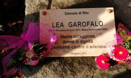 Lea Garofalo: Rho le dedica un parco FOTO