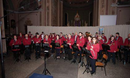 Il Corpo Musicale San Lorenzo di Parabiago festeggia Santa Cecilia