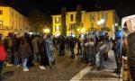 """Tensioni in piazza Rossa del 9 novembre, gli anarchici: """"Riprendiamoci la città"""""""