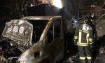 Paura a Bollate: camper prende fuoco, evacuate famiglie FOTO e VIDEO