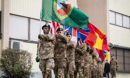 "Base NATO ""Ugo Mara"" di Solbiate Olona, nuovo vertice"