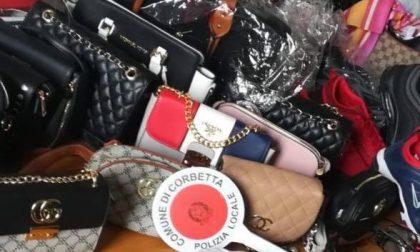 Sequestrata merce contraffatta a Corbetta