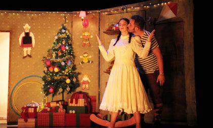 Aspettando Natale al teatro Giuditta Pasta di Saronno