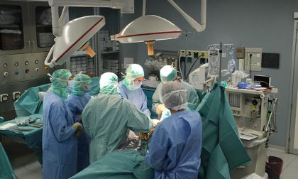 Operazioni sospese all'Ospedale di Cuggiono