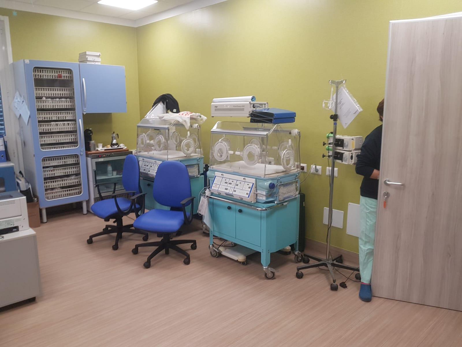 nuova ginecologia e ostetricia all'ospedale galmarini di tradate