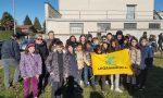 Festa dell'Albero a Venegono Superiore: alunni in campo con Legambiente