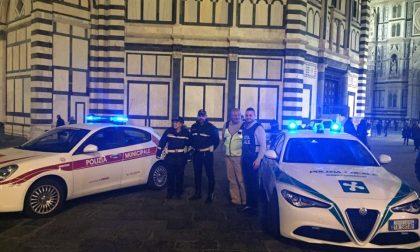 Abbiategrasso, Polizia a Firenze a Natale per un trasporto organi