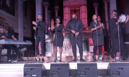 Coro Gospel, successo in chiesa parrocchiale FOTO