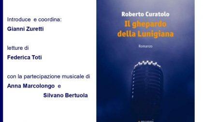 """""""Il ghepardo della Lunigiana"""": Curatolo presenta il suo romanzo"""