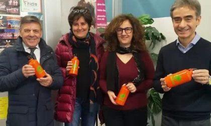 Scuola, i sindaci di Gaggiano, Vermezzo e Rosate distribuiscono le borracce