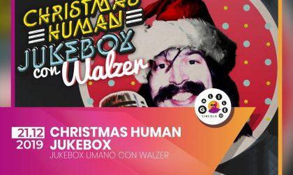 Un Jukebox umano di Natale a Canegrate