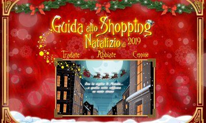 Nasce a Tradate la prima guida allo shopping natalizio