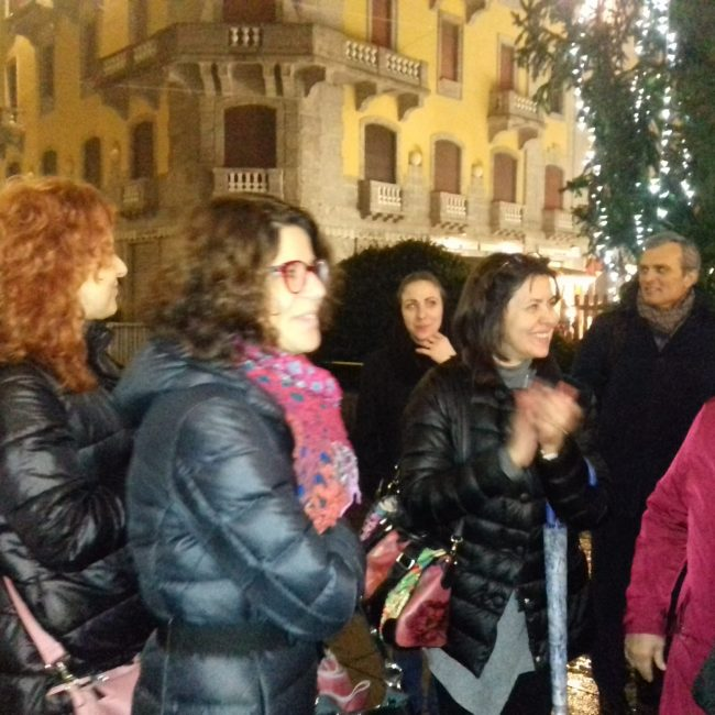 """La comunità islamica augura """"Buon Natale in piazza"""", ma la Giunta non c'è"""