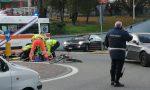E' morto il ciclista investito a Magenta