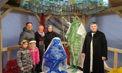 Svelata la Natività ecologica della Chiesa San Rocco