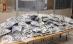 Trasporta 60 chili di droga sul furgone, arrestato VIDEO