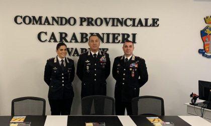 Promossi i comandanti del Nucleo Operativo e Radiomobile di Varese e Busto