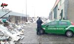 I carabinieri sequestrano discarica abusiva