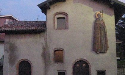 Sant'Antonio la rievocazione a Saronno
