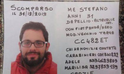 Scomparso da più di venti giorni, si cerca il 31enne Stefano