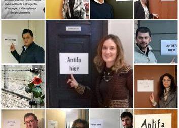 Scritta antisemita: i sindaci condannano il gesto